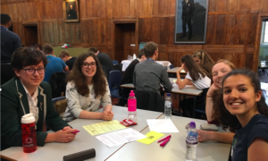 Team BHHS Excel at UKMT Senior Maths Challenge