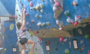 British Youth Bouldering Competition