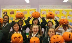Gruesome Girls – Hallowe'en End of Half Term