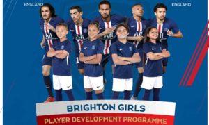 Paris Saint-Germain First Girls Only Football Club