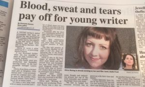 Big Break for Superstar Scriptwriter Alumnae