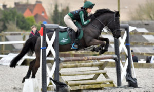 Equestrian Team Wins a National Championship Qualification