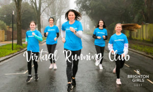 Introducing our new Virtual Running Club!